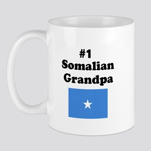 #1 Somalian Grandpa Mug