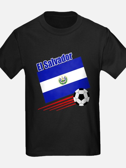 El Salvador Soccer Team T
