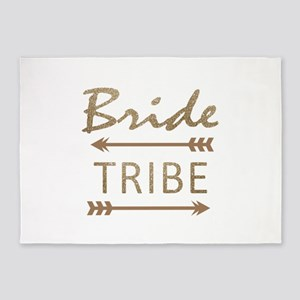 tribal arrow bride tribe 5'x7'Area Rug