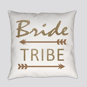 tribal arrow bride tribe Everyday Pillow