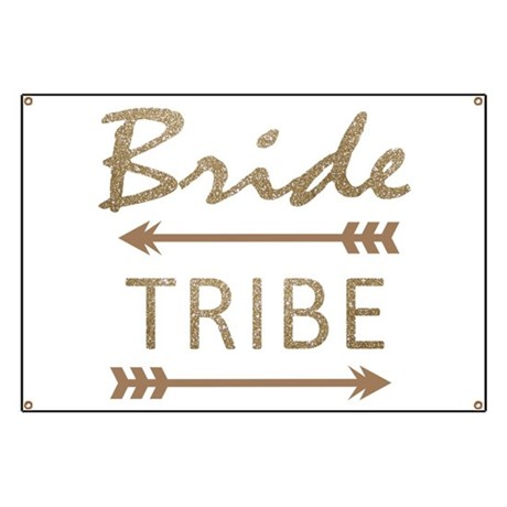 tribal arrow bride tribe banner by admin cp62325139