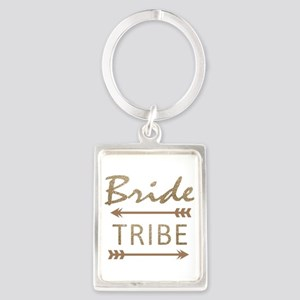 tribal arrow bride tribe Keychains