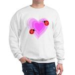 Ladybug Love Sweatshirt