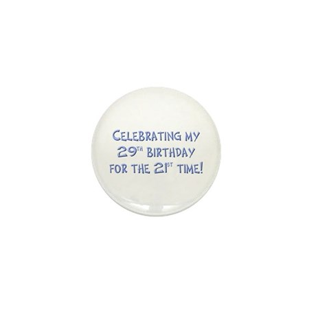 Funny 50th B-day Mini Button (10 pack)
