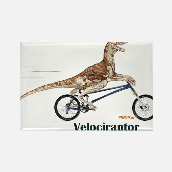 Velociraptor Rectangle Magnet