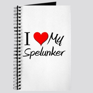 I Heart My Spelunker Journal