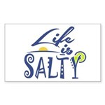 Life is Salty Sticker