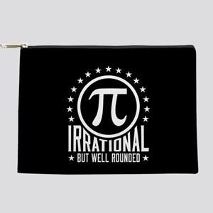 Irrational But Well Rounded Makeup Bag