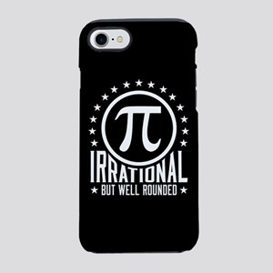 Irrational But Well Rounded iPhone 8/7 Tough Case