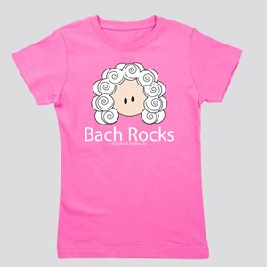 Bach Rocks Bach Women's Dark T-Shirt