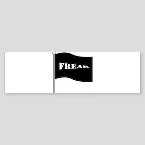 Freak Bumper Sticker