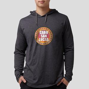 Cabo San Lucas Sun Heart Long Sleeve T-Shirt