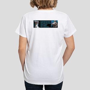 Mi-Ki Munchkins Women's V-Neck T-Shirt