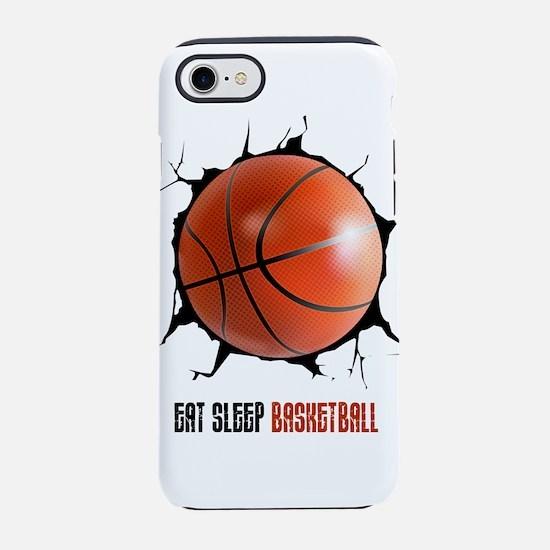 basketball ball iPhone 8/7 Tough Case