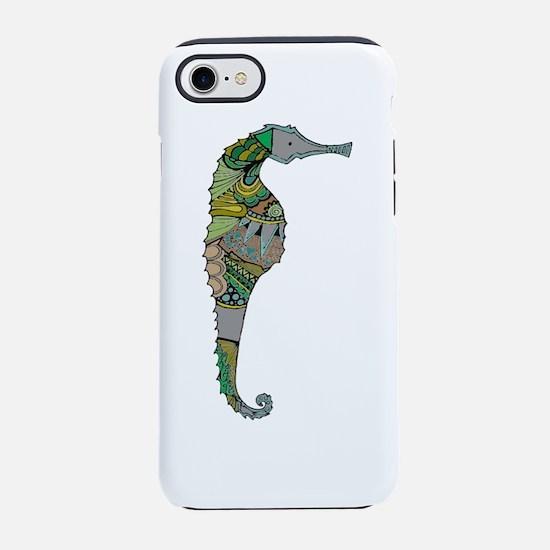 Seahorse iPhone 8/7 Tough Case