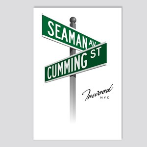 Seaman & Cumming Inwood Postcards (Package of 8)