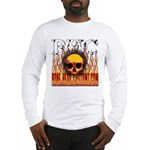 BHC FLAMED Long Sleeve T-Shirt
