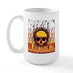 BHC FLAMED Large Mug