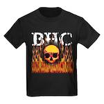 BHC FLAMED Kids Dark T-Shirt