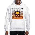 BHC FLAMED Hooded Sweatshirt