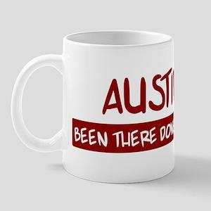 Austin (been there) Mug
