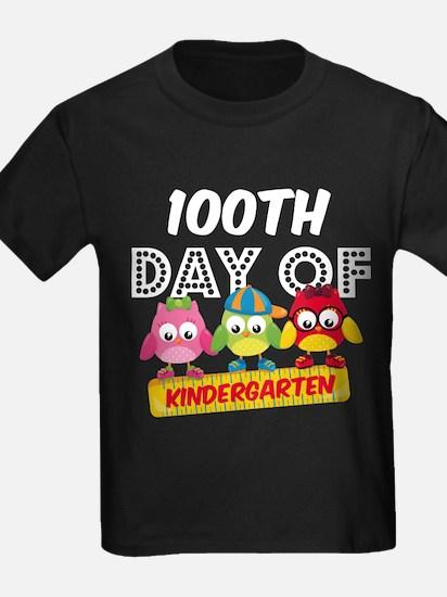 Owl 100 Days Kindergarten T