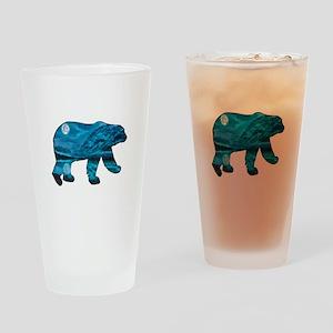 POLAR NIGHT Drinking Glass