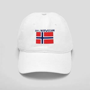 50 PERCENT NORWEGIAN Cap