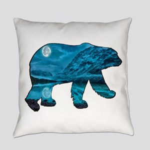 POLAR NIGHT Everyday Pillow