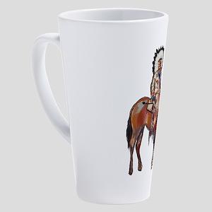 STRONG IMPRESSION 17 oz Latte Mug