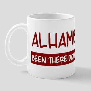 Alhambra (been there) Mug
