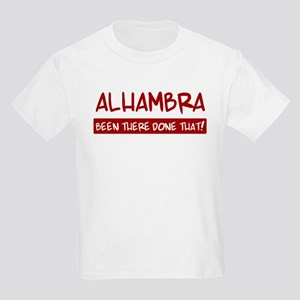 Alhambra (been there) Kids Light T-Shirt