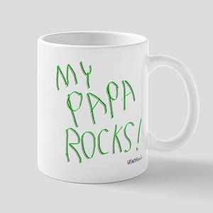 My Papa Rocks ! Mug