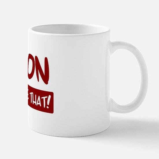 Compton (been there) Mug