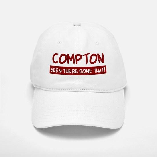 Compton (been there) Baseball Baseball Cap