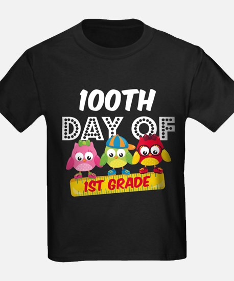 Owl 100 Days 1st Grade T