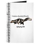 Western Spotted Skunk Journal