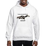 Western Spotted Skunk Hooded Sweatshirt
