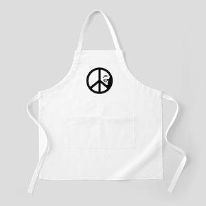 Obama for Peace BBQ Apron