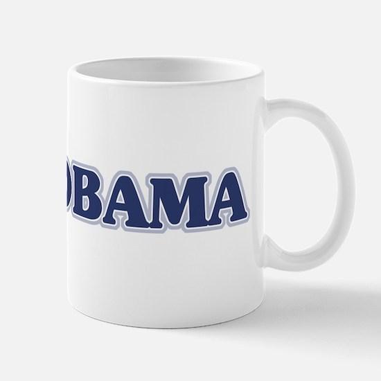 Go Obama Mug