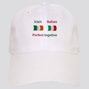 Italian Irish Together Cap