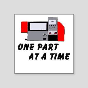 cnc machinist operator programmer job Sticker