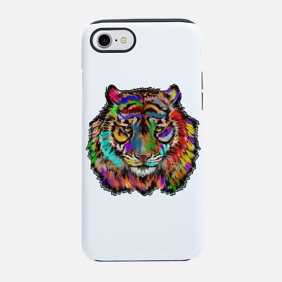 TIGER SPECTRAL iPhone 8/7 Tough Case
