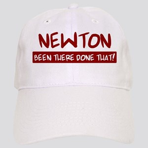 Newton (been there) Cap