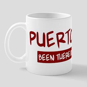 Puerto Rico (been there) Mug