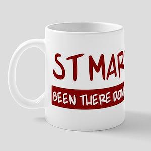 St Martin (been there) Mug