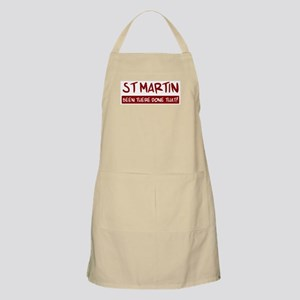 St Martin (been there) BBQ Apron