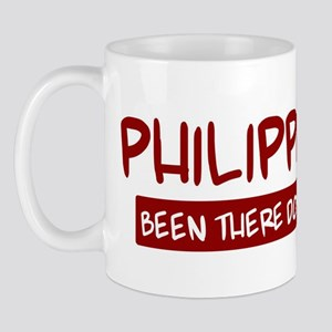 Philippines (been there) Mug