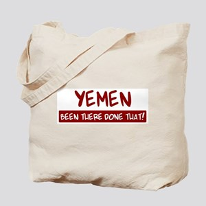 Yemen (been there) Tote Bag