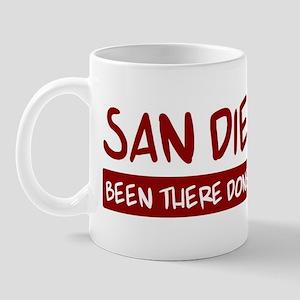 San Diego (been there) Mug